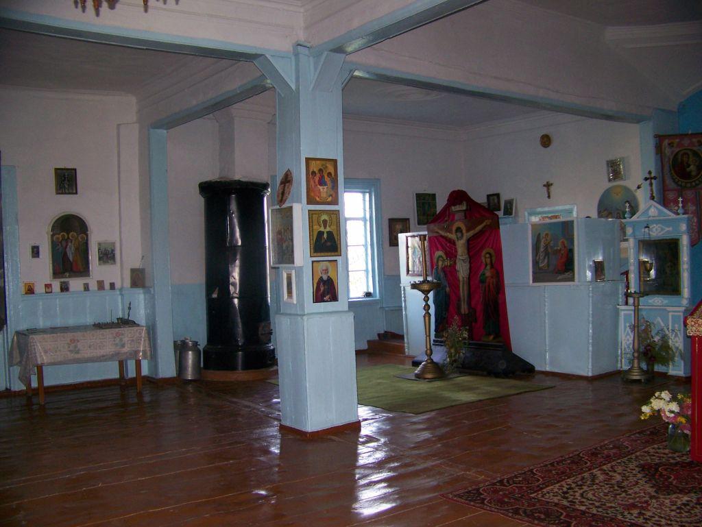 Храм святого великомученика дмитрия